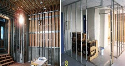 مرحله به مرحله ساخت پانل دیواری درای وال