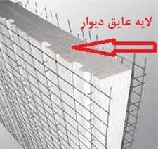 نحوه اجرای دیوار تریدی پانل