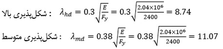 طراحی اتصال گیر دار فلنجی به همراه حل یک مثال عددی در 17 گام