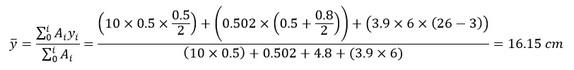 محاسبات دستی سقف تیرچه کرومیت