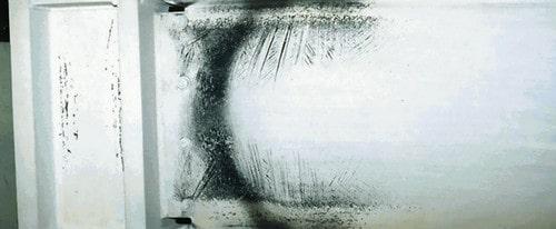 شکل گیری مفصل پلاستیک در تیر