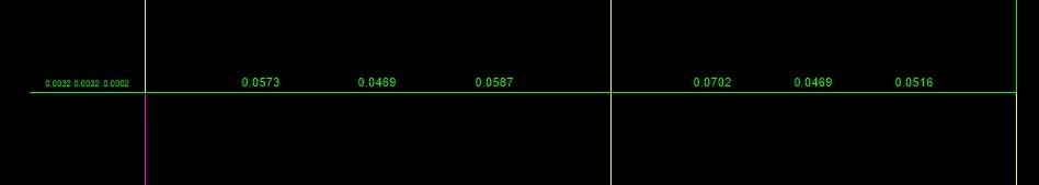 محاسبه خاموت مورد نیاز در تیر بتنی