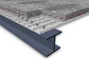 سقف کامپوزیت عرشه فولادی به عنوان یکی از انواع سقف های رایج