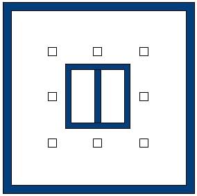 سیستم لوله ای دوبل برای افزایش سختی سازه (یکی از روش های افزایش سختی ساختمانها )