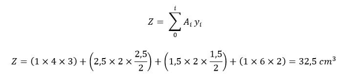 محاسبه اساس مقطع