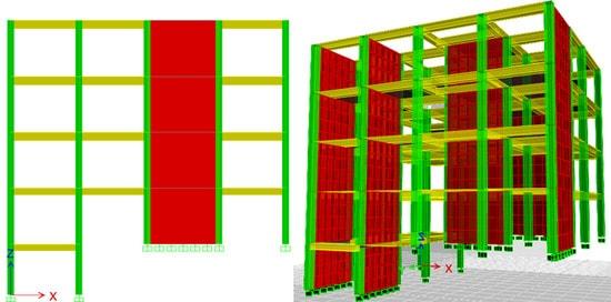تعیین محل تراز پایه ساختمان با توجه به اختلاف تراز در فونداسیون
