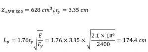 محاسبه اساس مقطع با کمک جدول اشتال