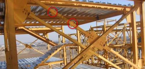 ساخت مقطع دوبل ناودانی به کمک لقمه
