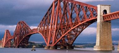 ساخت پل قوسی با استفاده از مقاطع توخالی فولادی HSS