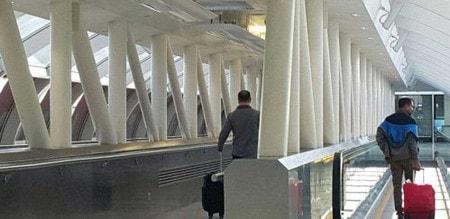 ساخت ایستگاه مترو در دبی با استفاده از مقاطع HSS