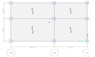 مراحل کنترل سازه برای عدم ایجاد طبقه نرم در ایتبس