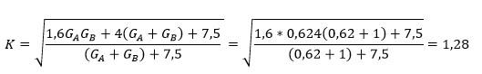 محاسبه ضریب طول موثر ستون