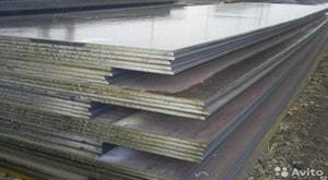 ورق های تولید شده در کارخانه برای ساخت مقاطع تیر و ستون