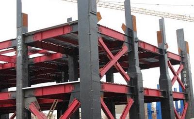 اجرای مهاربند در سازه های فولادی (نکات تیپ بندی مهاربند ها در سازه های فولادی)