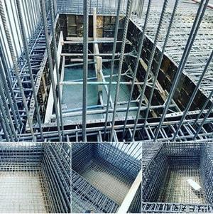 نکات اجرایی چاهک آسانسور