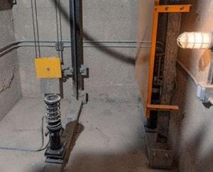 چاهک آسانسور چیست؟
