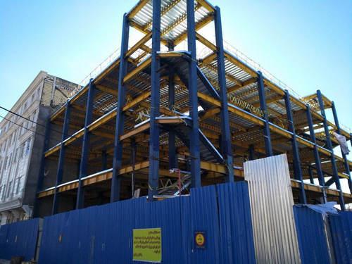 تهیه نقشه های شاپ سازه های فولادی در تکلا استراکچرز