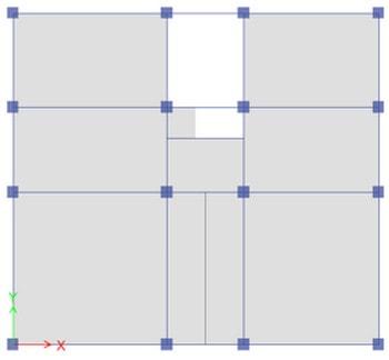 طراحی دیافراگم صلب سقف