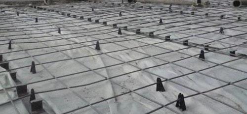 اسپیسرها در سقف کامپوزیت