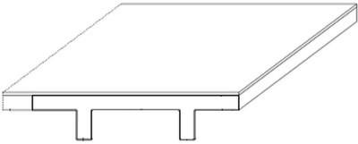 طراحی سقف عرشه فولادی
