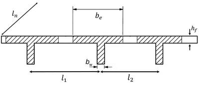 طراحی سقف کامپوزیت عرشه فولادی