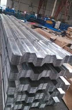 بندیل کردن عرشه فولادی