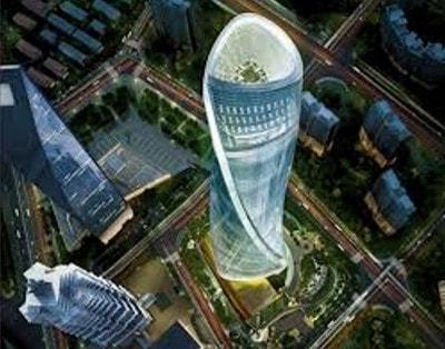 ساخت برج به روش تاپ داون