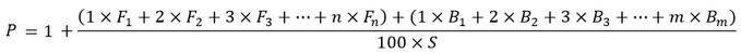 نحوه محاسبه ضریب طبقات به چه صورتی است؟