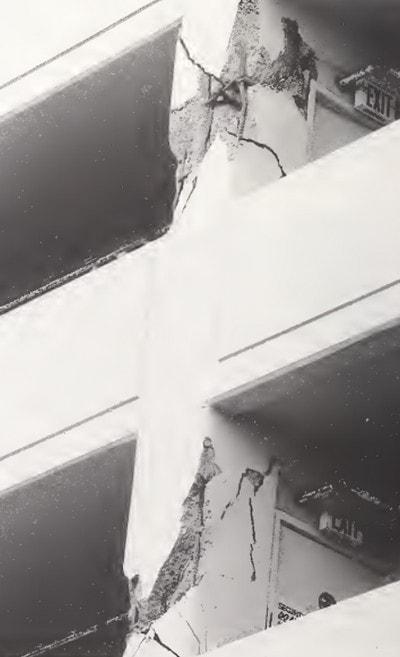 ایجاد ستون کوتاه و خرابی سازه در زلزله