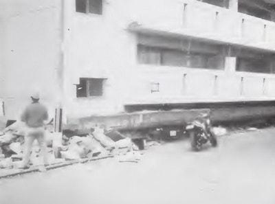 ایجاد طبقه نرم و فرو ریزش ساختمان در زلزله