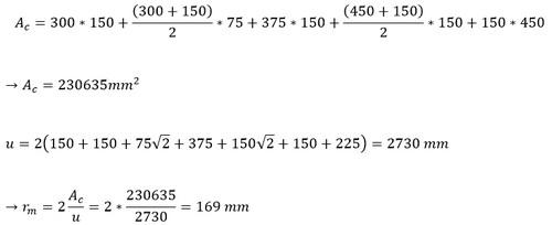 مثال حل شده میزان وارفتگی بتن پیش تنیده شده