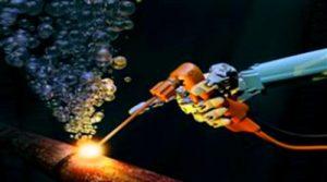 جوشکاری مرطوب یکی از انواع جوشکاری زیر آب