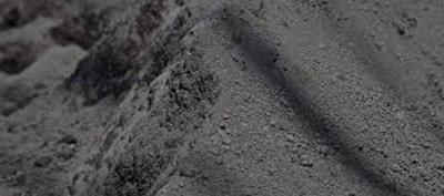 خاکستر بادی بتن خود متراکم