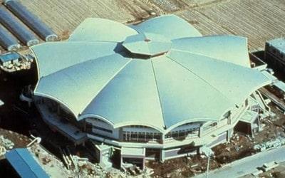سازه فضا کار گنبدی اسکالپ
