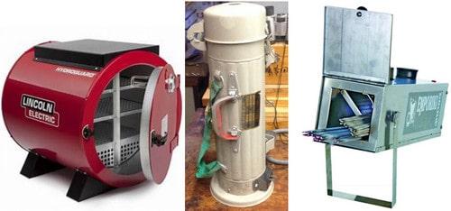 دستگاه های خشک کن الکترود یکی از تجهیزات جوشکاری