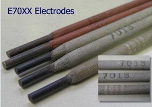الکترود با روکش قلیایی