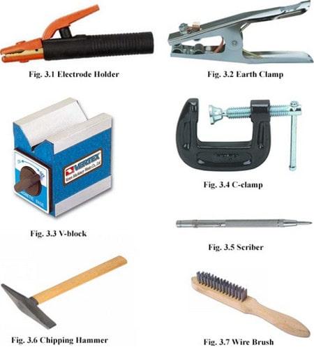 تجهیزات مورد نیاز کارگاه جوشکاری