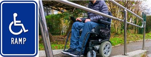رمپ معلولین