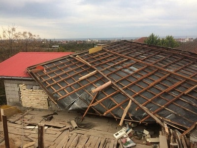 تخریب و خاک برداری ساختمان