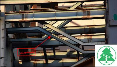 اجرای راه پله در اسکلت فلزی