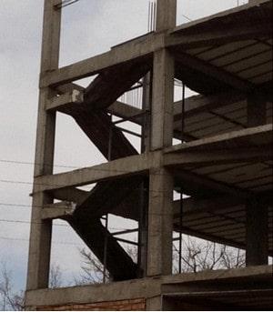 اجرای راه پله ساختمان